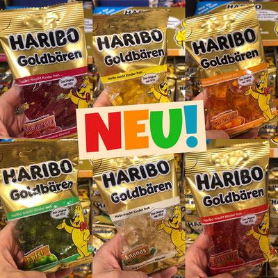 Haribo Goldbären vorsortiert