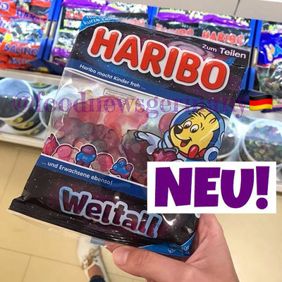 Haribo Weltall
