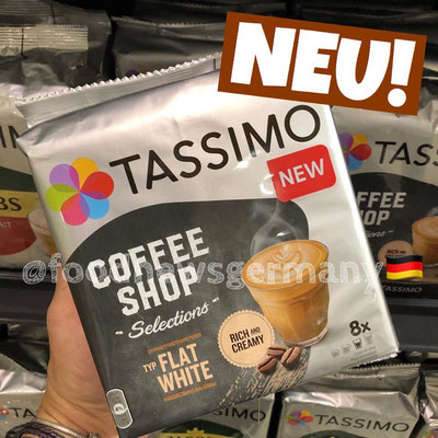 Tassimo Coffee Shop Flat White