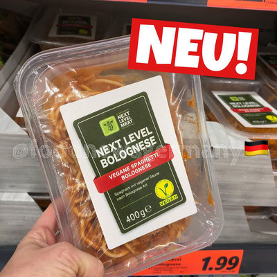Lidl Next Level Bolognese
