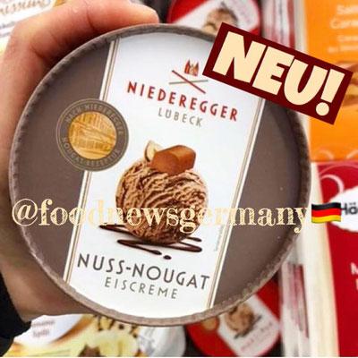 Niederegger Eiscreme Nuss-Nougat