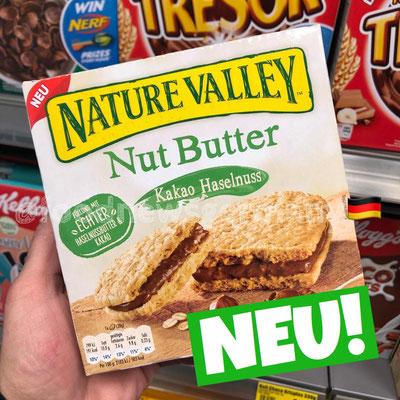 Nature Valley Nut Butter Kakao Haselnuss