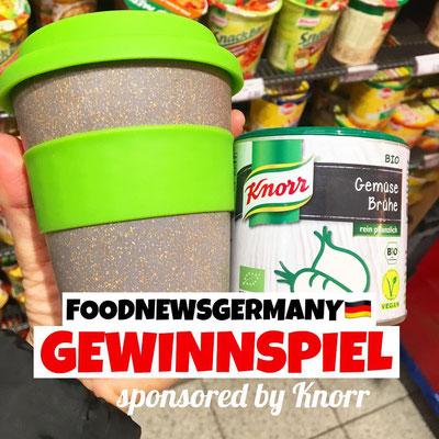 Knorr Gewinnspiel