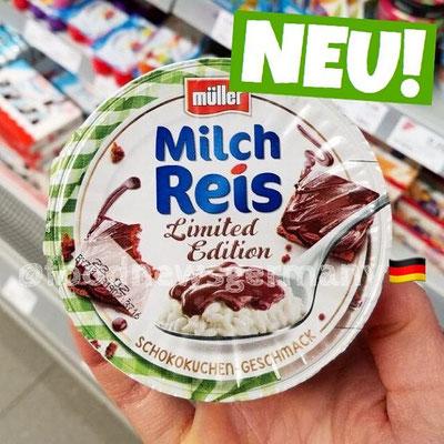 Müller Milchreis Schokokuchen-Geschmack