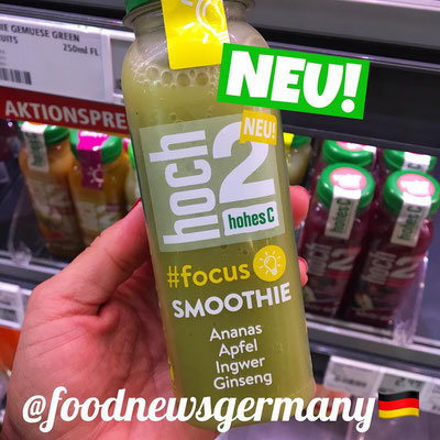 Hohes C hoch2 focus smoothie