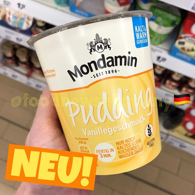 Mondamin Pudding