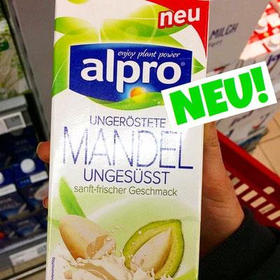 ALPRO MANDELDRINK UNGERÖSTET & UNGESÜSST