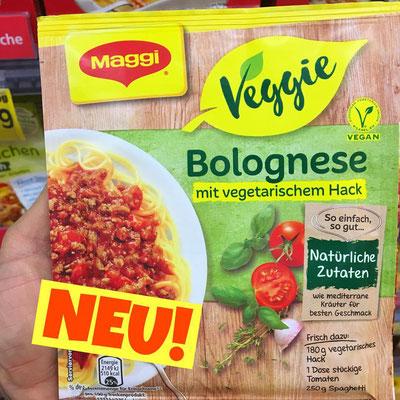 Maggi Veggie Bolognese