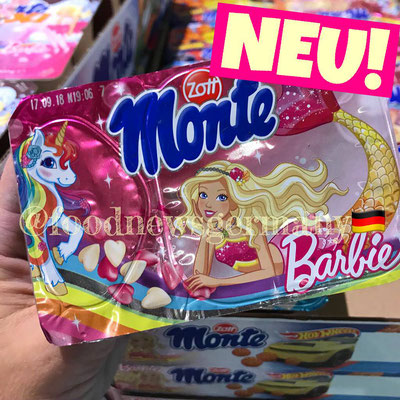 Monte Barbie Edition