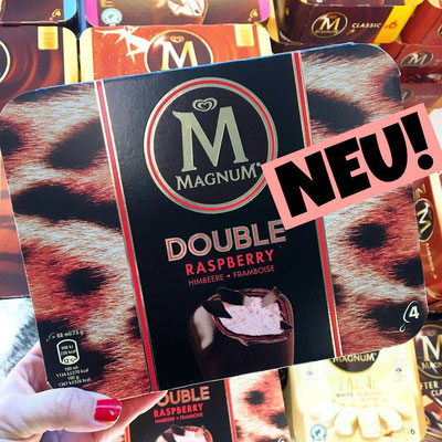 Magnum Double Raspberry Himbeere