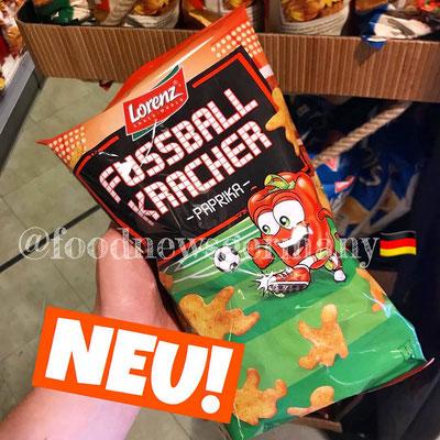 Lorenz Fussball Kracher Paprika