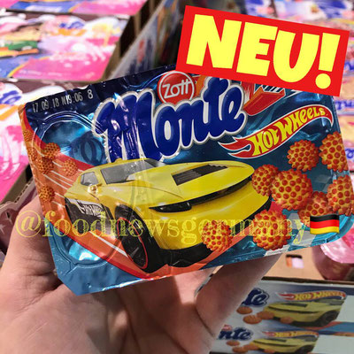 Monte Hot Wheels Edition