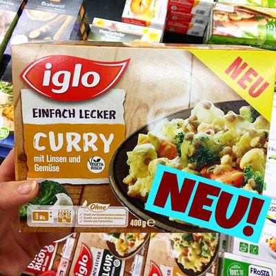 Iglu Einfach lecker Curry