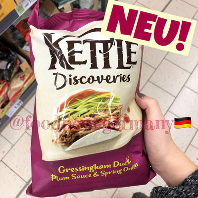 Kettle Chips Discoveries