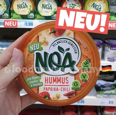 Noa Hummus Paprika-Chili