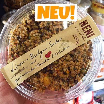 Neni Linsen-Bulgur Salat