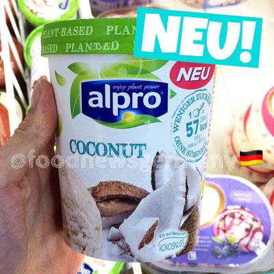 Alpro Eis Coconut