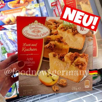 Coppenrath & Wiese Apfel Walnuss Kuchen