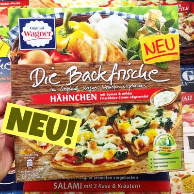 Wagner Pizza Die Backfrische Hähnchen