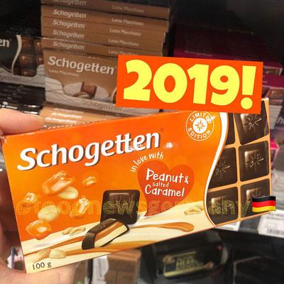 Schogetten Peanut & Caramel
