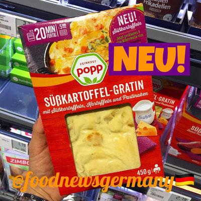 Feinkost POPP Süßkartoffel-Gratin