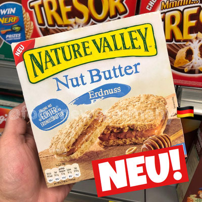 Nature Valley Nut Butter Erdnuss
