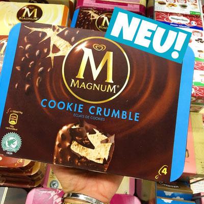 Langnese Magnum Cookie Crumble
