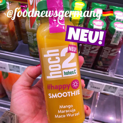 Hohes C hoch2 happy smoothie