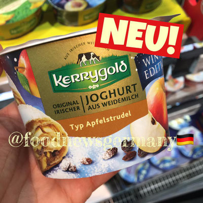 Kerrygold Joghurt Winter Edition