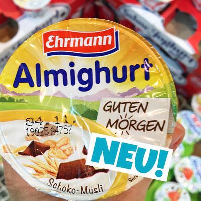 Almighurt Guten Morgen Schoko Müsli