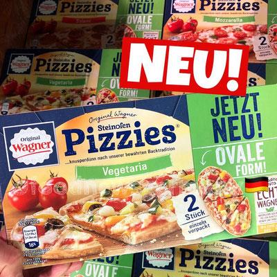Original Wagner Pizzies Vegetaria