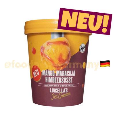 Luicella's Mango Maracujá Himbeersosse