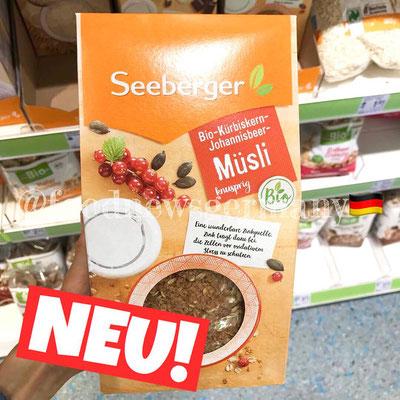Seeberger Müsli