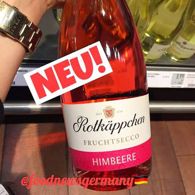 Rotkäppchen Fruchtsecco Himbeere