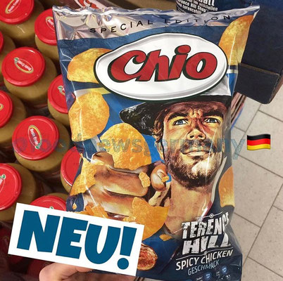 Chio Chips Terence Hill