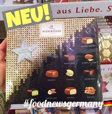 Niederegger Marzipan Merry Christmas