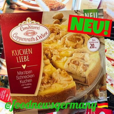 Coppenrath & Wiese Marzipan Schnecken Kuchen