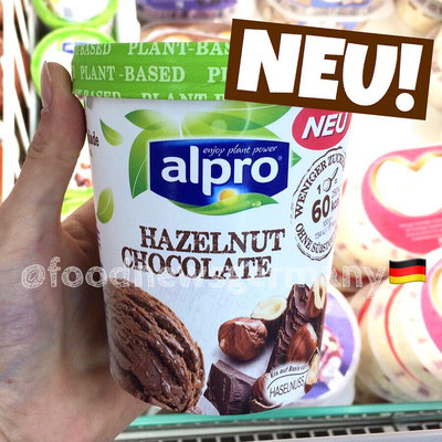 Alpro Eis Hazelnut Chocolate
