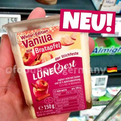 Lünebest Vanilla Bratapfel