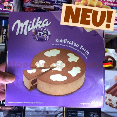 Milka Kuhflecken Torte