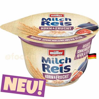 Müller Milchreis Korn & Frucht
