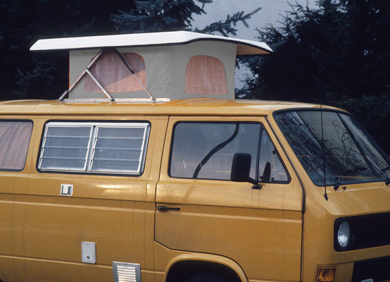 classic small pop up roofs for medium sized vans