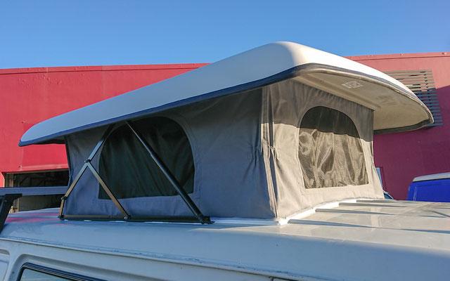 half size mushroom pop up roof - budget Reimo 202100