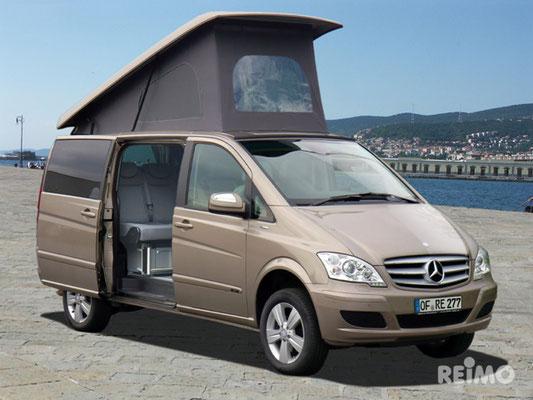 Mercedes Vito - Southern Spirt Campervans - true custom build RV's