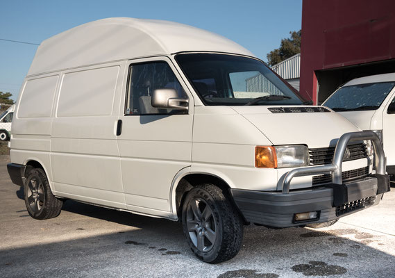 VW T4 Camper with SCA roof conversion Hitop