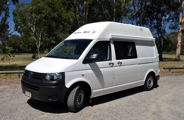 VW T5 Transporter LWB Hi Roof