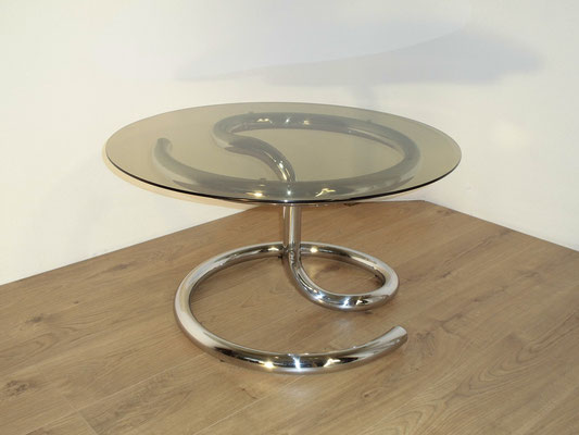 Table basse Paul Tuttle 1971