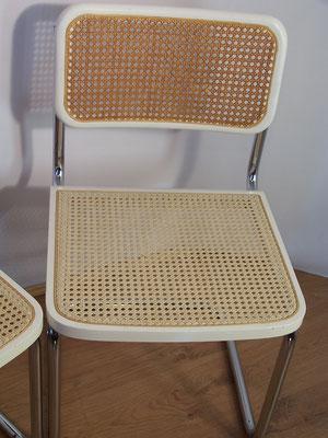 Paire de chaises de Marcel Breuer B32