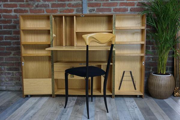 """Bureau vintage """" Magic Box """" ingénieux et pratique !"""