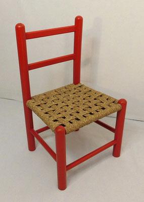 Petites chaises vintage enfant
